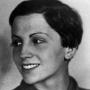 Gerta Pohorylle à 17 ans.