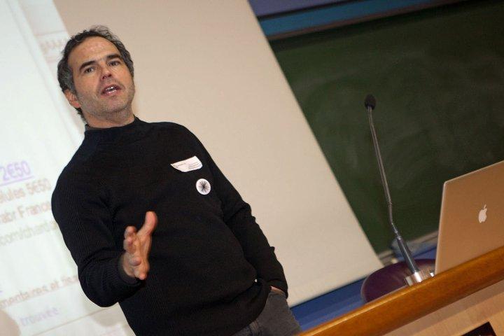 Thierry do Espirito web-conférence