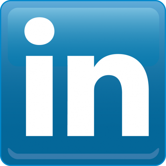 Linkedin logo mini