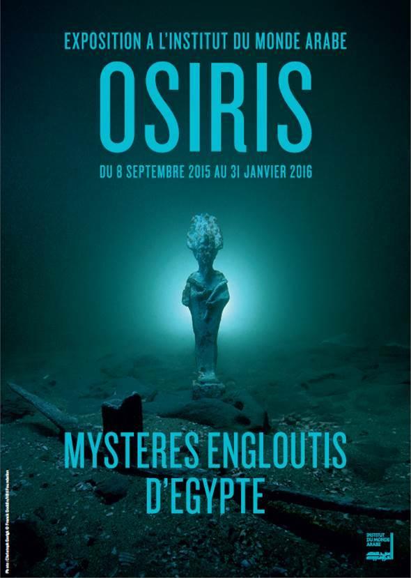 Expo Osiris Institut Monde Arabe