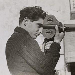 Robert Capa par Gerda Taro