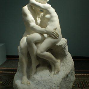 Rodin Le Baiser