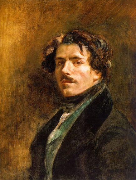 Eugene Delacroix expo au Louvre