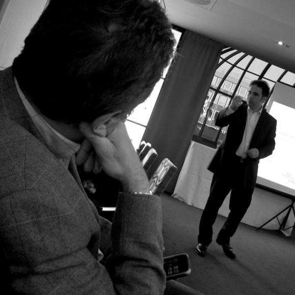 Conférence Thierry do Espirito