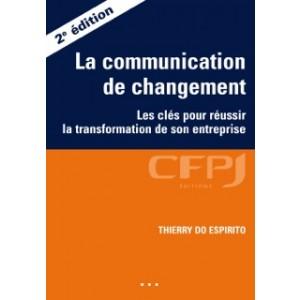 Communication de changement livre