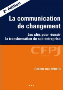 Communication de changement Thierry do Espirito