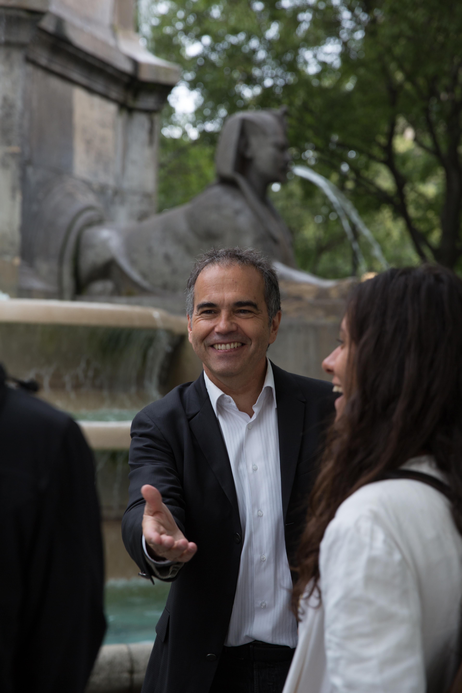 Thierry do Espirito private guide paris