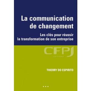 Couverture de la communication de changement