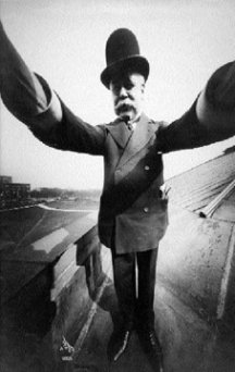 Joseph Byron selfie
