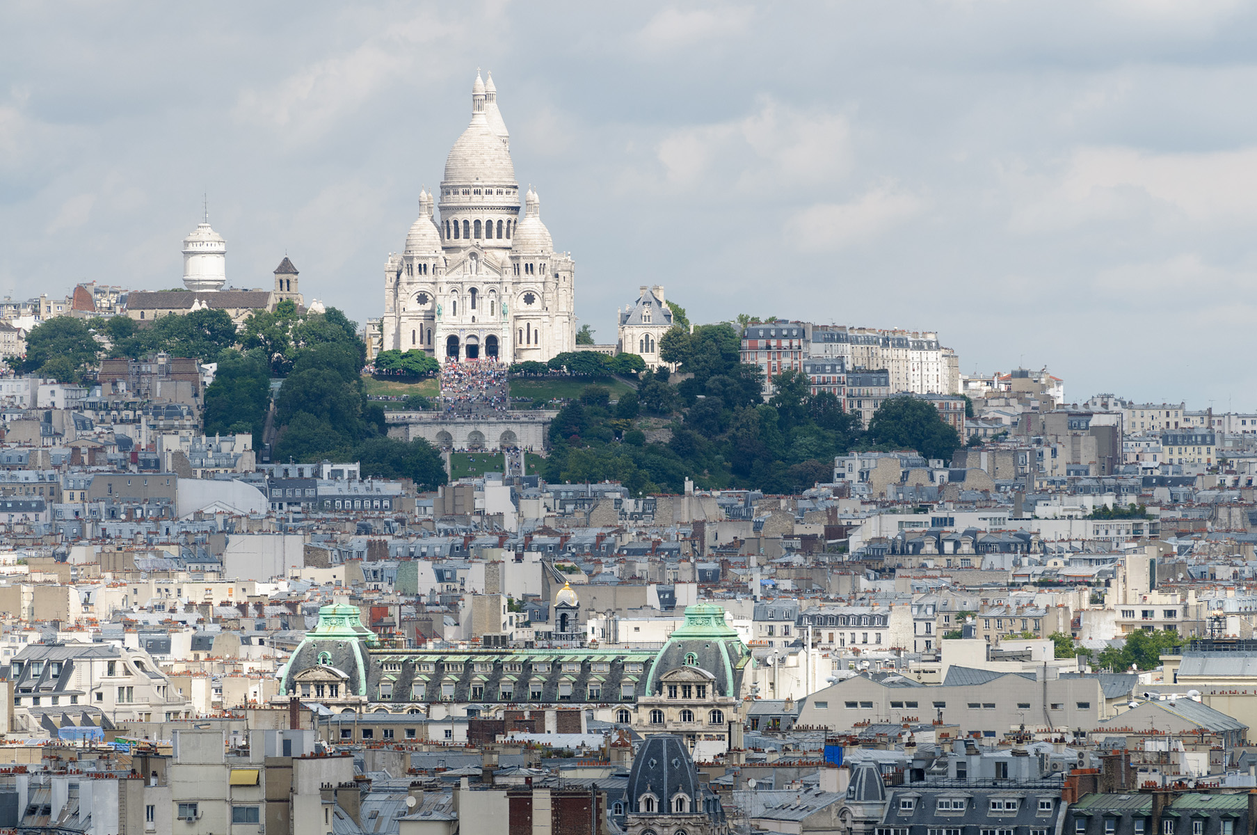 Montmartre private visit