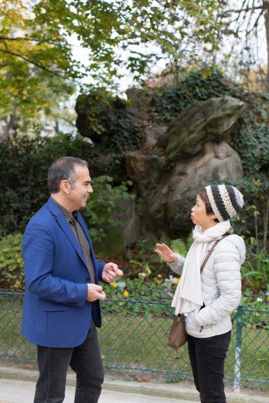 Visite guidée Templiers Paris square du Temple