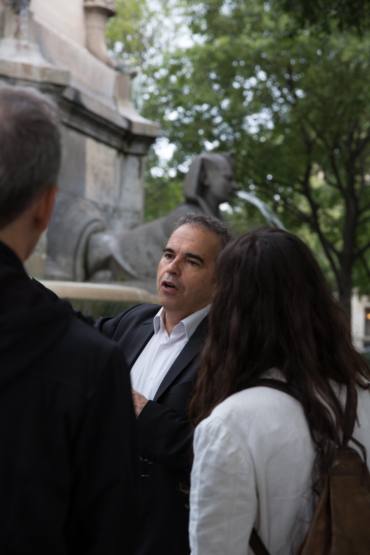 Thierry do Espirito Tour guide
