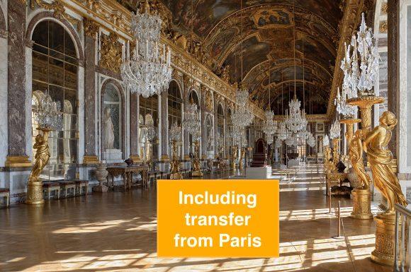Versailles Palace - Hall of Mirrors
