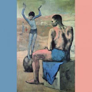 Picasso bleu et rose visite guidée exposition