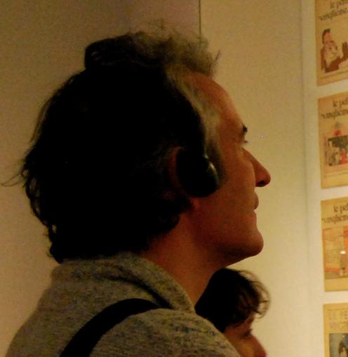 Ecouteurs visite musée