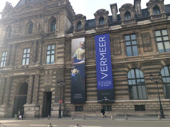 Billets Louvre